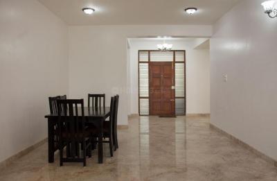 Dining Room Image of No 96, Flat No.002 First Floor in Bellandur
