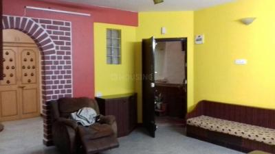 Gallery Cover Image of 1500 Sq.ft 3 BHK Apartment for rent in Vibhutipura for 25000
