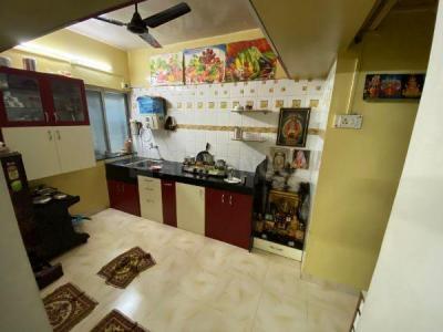चैतन्य सदन, शुक्रवार पेठ  में 4600000  खरीदें  के लिए 448 Sq.ft 1 RK अपार्टमेंट के किचन  की तस्वीर