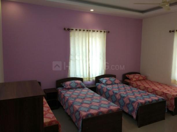 Bedroom Image of C Comforts Ladies PG in Koramangala