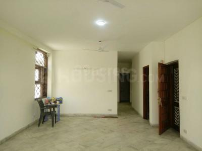 Gallery Cover Image of 1250 Sq.ft 3 BHK Apartment for rent in Brotherhood Apartments, Vikaspuri for 23800