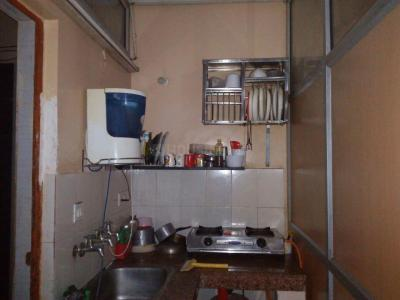 Kitchen Image of Unique PG in Lajpat Nagar