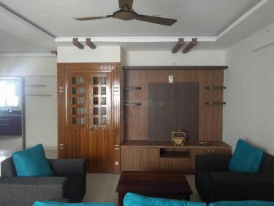 Gallery Cover Image of 1546 Sq.ft 3 BHK Apartment for rent in GR  Heights , J P Nagar 8th Phase for 28000