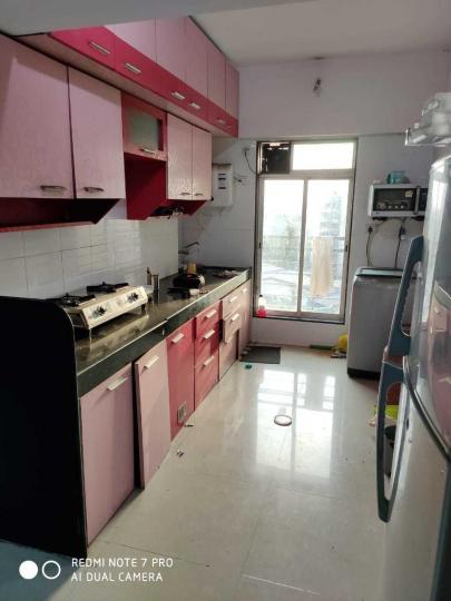 Kitchen Image of 550 Sq.ft 1 BHK Apartment for rent in Lower Parel for 45000