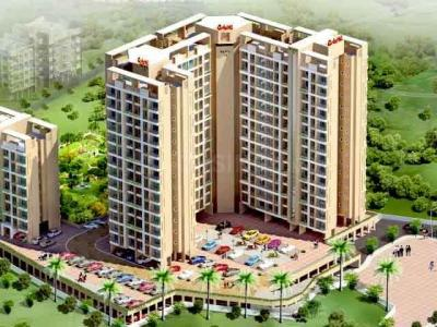 Gallery Cover Image of 1184 Sq.ft 2 BHK Apartment for buy in Kandivali East for 16900000