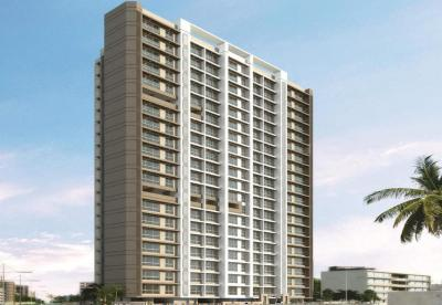 Gallery Cover Image of 977 Sq.ft 2 BHK Apartment for buy in Bandra East for 22800000