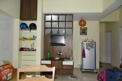 Gallery Cover Image of 836 Sq.ft 2 BHK Apartment for rent in Ambuja Upohar The Condoville, Pancha Sayar for 26000