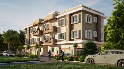 Gallery Cover Image of 1355 Sq.ft 3 BHK Apartment for buy in Kahilipara for 4500000