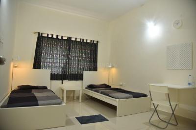 Bedroom Image of Girls PG in Patel Nagar