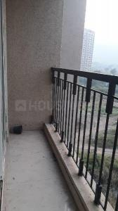 Gallery Cover Image of 618 Sq.ft 1 BHK Apartment for rent in Thane West for 13000