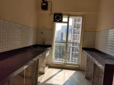 Gallery Cover Image of 630 Sq.ft 1 BHK Apartment for rent in Kasarvadavali, Thane West for 13000