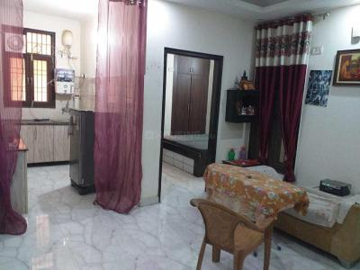Gallery Cover Image of 850 Sq.ft 2 BHK Independent Floor for rent in ATFL JVTS Gardens, Chhattarpur for 15000