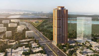Gallery Cover Image of 650 Sq.ft 1 BHK Apartment for buy in Wadala for 10000000