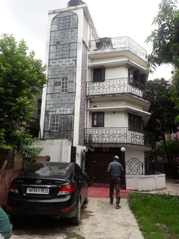 Building Image of 1050 Sq.ft 1 BHK Independent House for buy in Dhakuria for 8000000