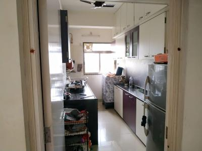 Kitchen Image of Paying Guest In Lower Parel Mumbai in Lower Parel