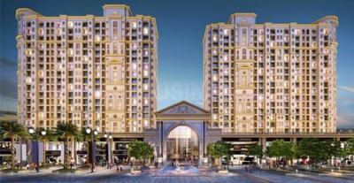 Gallery Cover Image of 676 Sq.ft 3 BHK Apartment for buy in Obelia A & Obelia B, Thane West for 15300000