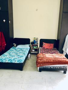 Bedroom Image of Sai Home PG in Sector 40