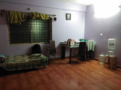 Living Room Image of 1200 Sq.ft 3 BHK Apartment for rent in GB Palya for 18000