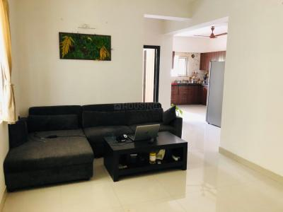 Gallery Cover Image of 1100 Sq.ft 2 BHK Apartment for rent in Vaishnavi Fresh Living Apartments, Madhapur for 35000