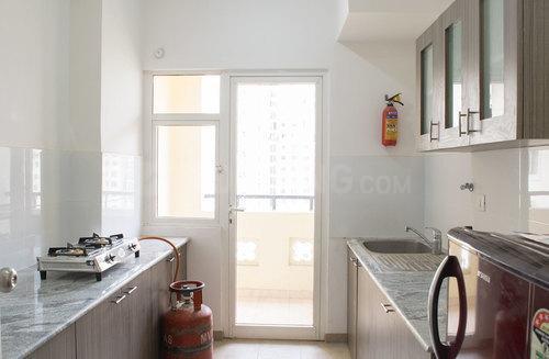 """Kitchen Image of Dlf Westend Heights Flat No €"""" B2-096 in Akshayanagar"""