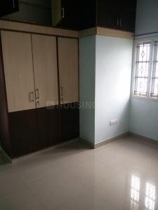 Gallery Cover Image of 1200 Sq.ft 2 BHK Apartment for rent in Hebbal Kempapura for 15000