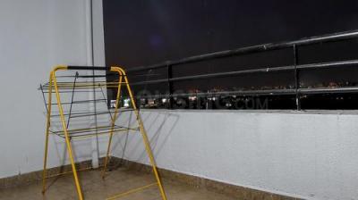 Balcony Image of 902 A1 Vanshree Apartment in Mundhwa