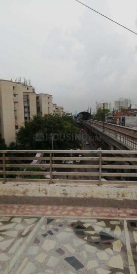Balcony Image of Welcome PG in New Ashok Nagar