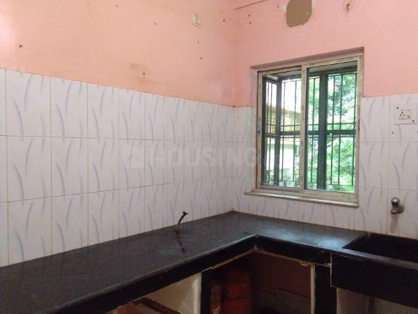 Kitchen Image of 1300 Sq.ft 3 BHK Apartment for rent in Kalikapur for 20000