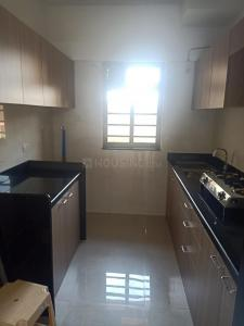 Kitchen Image of Available Single Occupancy For Girls Vasant Oasis in Andheri East