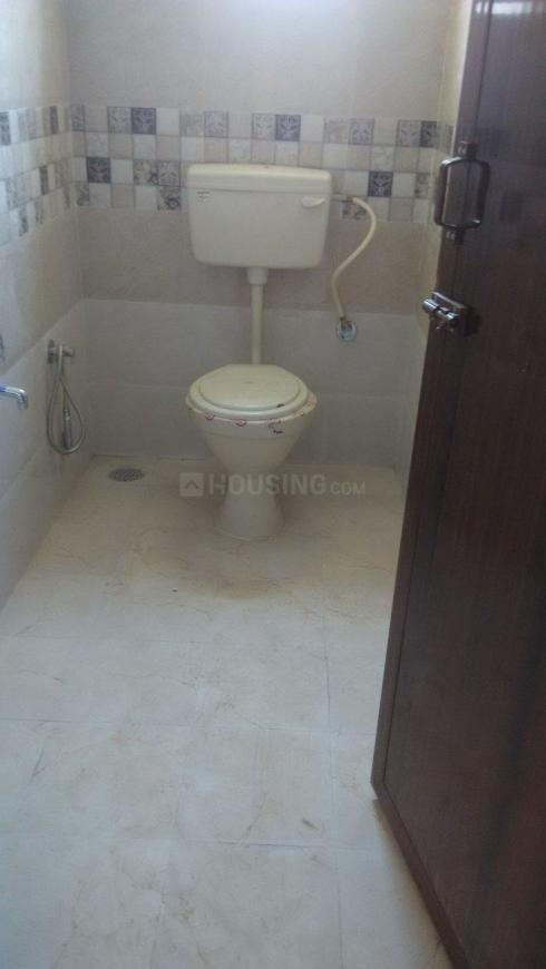 Common Bathroom Image of 800 Sq.ft 1 BHK Independent Floor for rent in Banashankari for 8500
