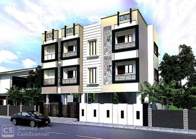 Gallery Cover Image of 575 Sq.ft 1 BHK Apartment for buy in Medavakkam for 2587000
