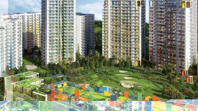 Gallery Cover Image of 1689 Sq.ft 3 BHK Apartment for buy in Hero Homes Gurgaon, Sector 104 for 11798000