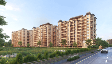 Gallery Cover Image of 779 Sq.ft 2 BHK Apartment for buy in Chikhali for 3181000
