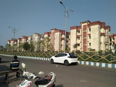 Gallery Cover Image of 510 Sq.ft 1 BHK Apartment for rent in New Town for 7000
