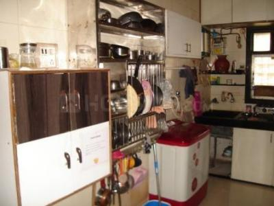 Kitchen Image of Kavita Apartments in Borivali West