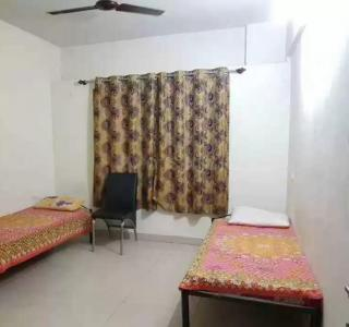 Gallery Cover Image of 1300 Sq.ft 3 BHK Apartment for rent in Mittal Treedom Park, Kalas for 5000