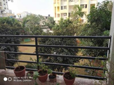 Gallery Cover Image of 932 Sq.ft 2 BHK Apartment for rent in Wakad for 17000