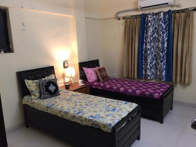 Bedroom Image of Komal PG in Andheri East
