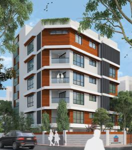 Gallery Cover Image of 1000 Sq.ft 2 BHK Apartment for buy in Sreerosh Vatsalya, Adyar for 9800000