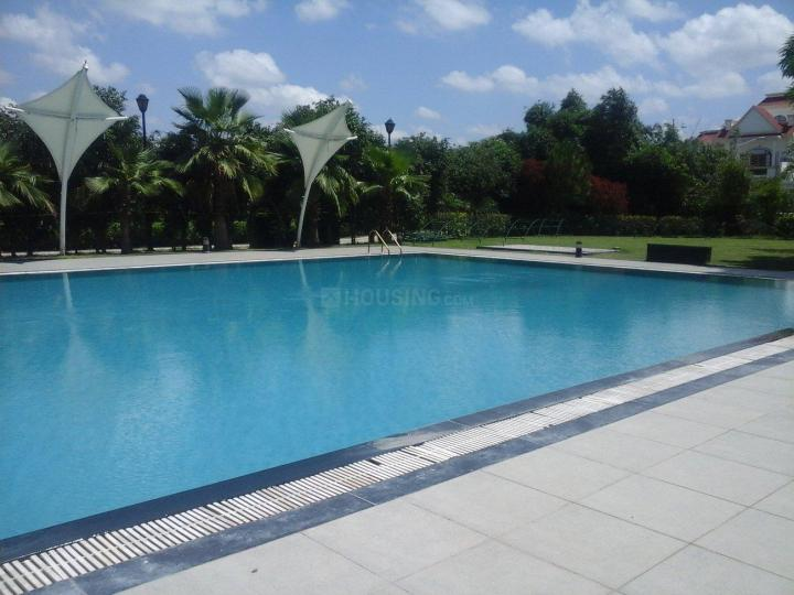 Swimming Pool Image of 900 Sq.ft 1 BHK Villa for buy in Eldeco II for 7800000