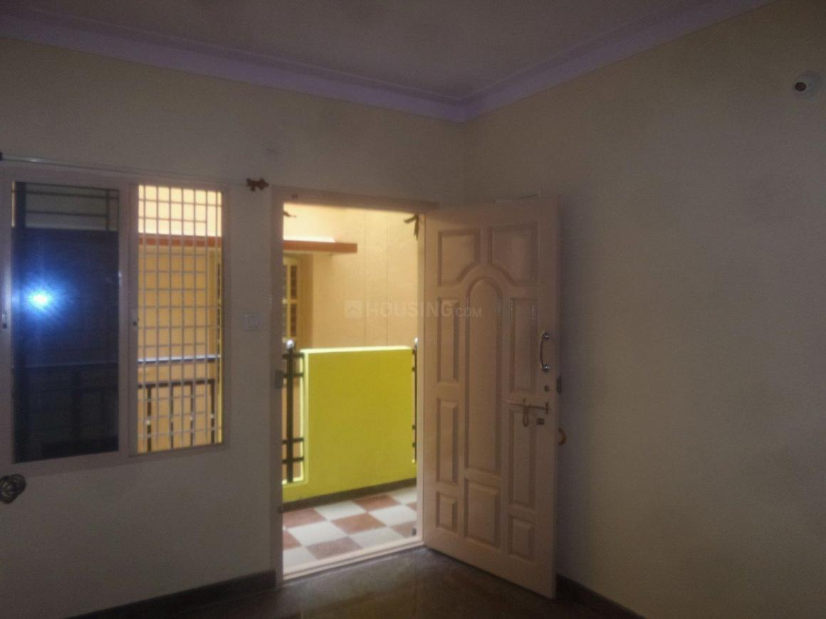 Living Room Image of 450 Sq.ft 1 BHK Apartment for rent in Bagalakunte for 8000