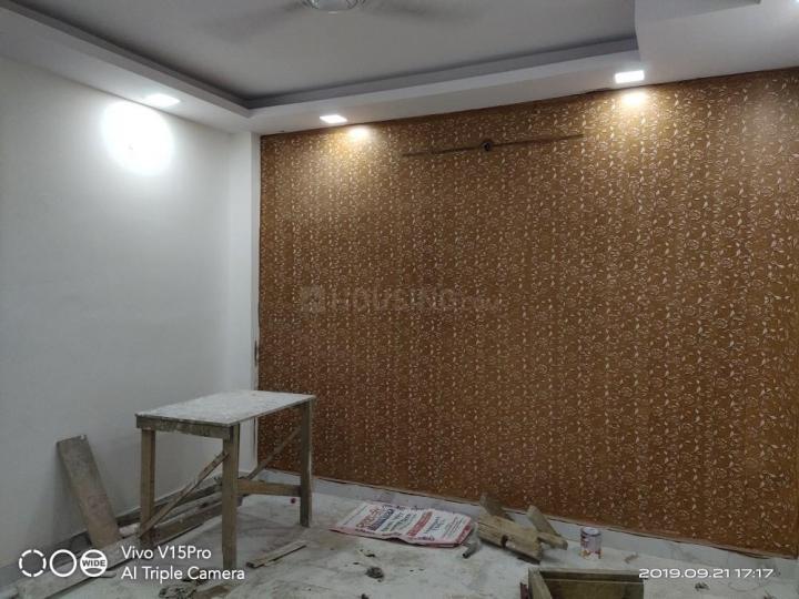 गोविंदपुरी में महक पीजी के बेडरूम की तस्वीर