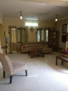Gallery Cover Image of 1200 Sq.ft 2 BHK Villa for rent in Sahakara Nagar for 25000