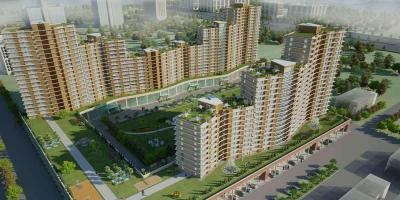 Gallery Cover Image of 1250 Sq.ft 2 BHK Apartment for rent in Green Power, Sector 75 for 7500