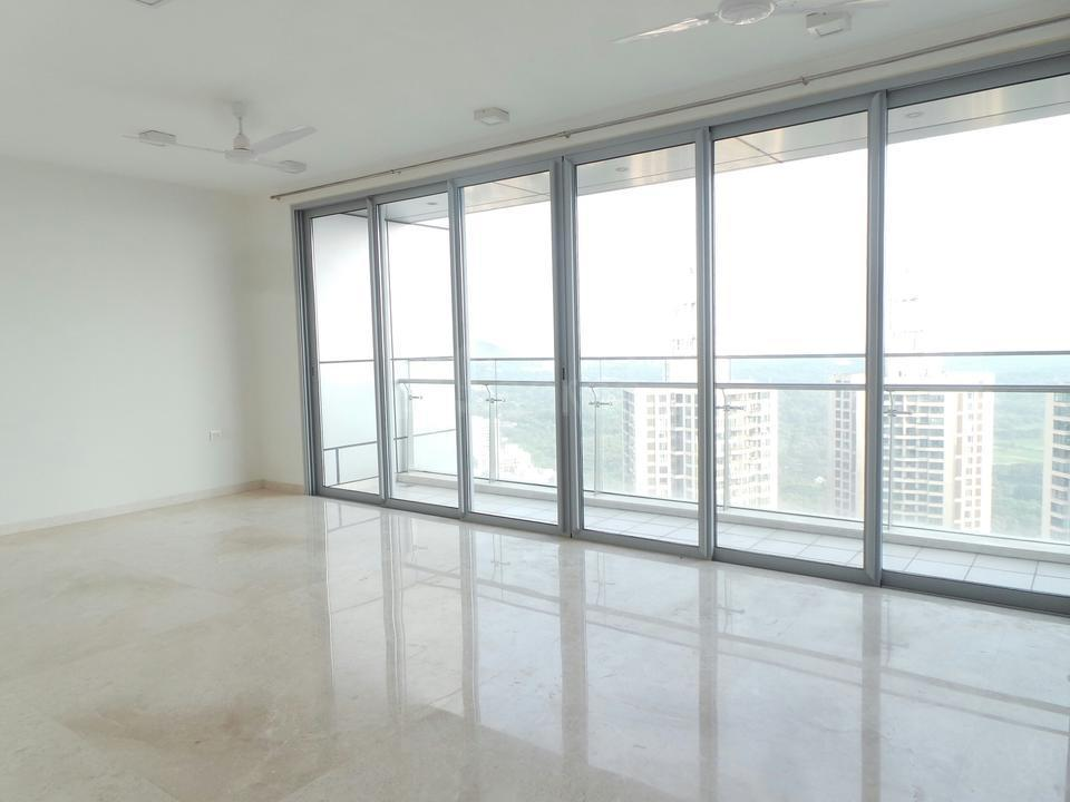 Living Room Image of 1820 Sq.ft 3 BHK Apartment for rent in Goregaon East for 100000