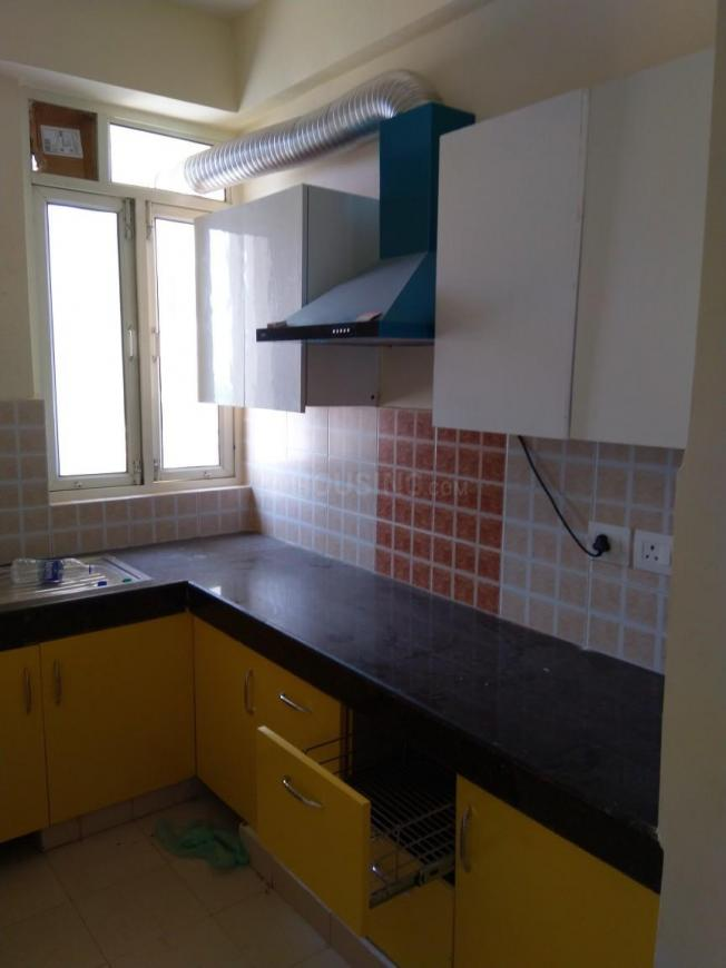 Kitchen Image of 650 Sq.ft 2 BHK Apartment for rent in Shree Vardhman Mantra, Sector 90 for 18000