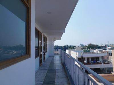 Balcony Image of Nesteasy Homes in Sector 17