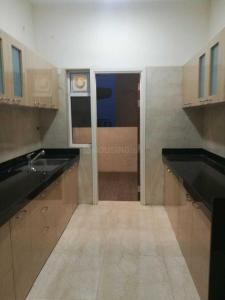 Kitchen Image of 2285 Sq.ft 3 BHK Apartment for rent in L&T Crescent Bay T5, Parel for 110000