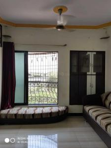 Gallery Cover Image of 700 Sq.ft 1 BHK Apartment for rent in Airoli for 25000