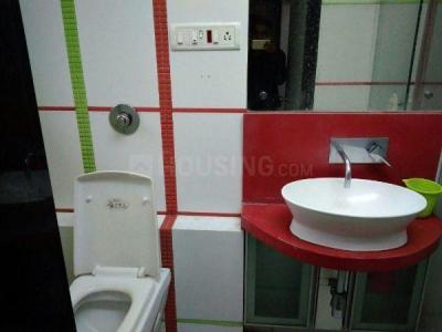 Bathroom Image of PG In Bhandup in Vikhroli West